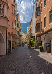 Brixen (since 1960) Tags: road city italien italy house europa europe haus stadt sdtirol southtyrol strase