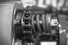 Cadena (javierinsitu) Tags: argentina rural 35mm la buenosaires nikon maquina cadena engranaje sembradora d3300