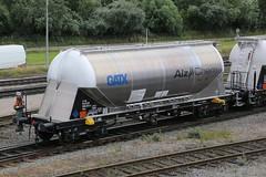37TEN 80D-GATXD 932 6 073-5 Uacns (patdebrie) Tags: wagon gatx uacns alzchem