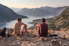 Looking at the world with a friend (Alex - Born To Be Free) Tags: friends two people panorama guy landscape landscapes panoramic persone due ragazzi panoramico peoplefree landscapelake landscapemountain landscapesun dueragazzi