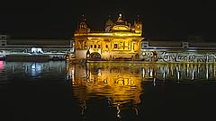 Happy New Year 2k17 (rick_toor) Tags: harmandirsahib illustration amritsar punjab india newyear happynewyear2017 holytank reflection goldentemple golden flickr sonydschx400v sony