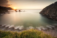 Silent sunset (lightbrothersfotografia) Tags: playadelsilencio asturias sunset lucroit reverse firecrest18 onlyraw
