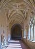 Schatten / Shadows (schreibtnix on 'n off) Tags: reisen travelling frankreich france cadouin kloster monastery kreuzgang cloister schatten shadows olympuse5 schreibtnix