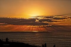 Cabo da Roca (vimets ) Tags: cabo roca cabodaroca cascais portugal sol puesta puestadesol sunset mar atlántico contraluz backlighting