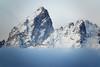 Disembodied Peak (DigitalSmith) Tags: tetons grandtetonnationalpark mountains wyoming
