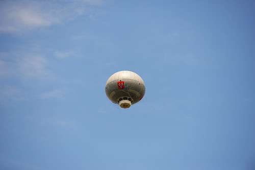 Puy du Fou montgolfiere - atana studio