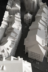 BOURG AND PLACE DES ORMEAUX, VILLE DE FRIBOURG (Switzerland) (ONEOFF) Tags: oneoff italy milano arch architecture architecturalmodel maquette plastico texture fresaturacnc cncmilling tagliolaser lasercut verniciatura painted resinapolimerizzata polymerizedresin verde green metacrilato methacrylate cut rapid prototyping prototipazione rapida stampa 3d printing mdf nylon raster alberi trees residenze housing friburg friburgo