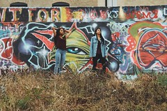 2016-12-24 02.40.54 2 (Jayme Rose Photography) Tags: austin texas graffiti wall graffitiwall spray paint spraypaint streetphotography street photoraphy canonm3 vsco vscocam portrait art artists atx keepaustinweird colorful nature outdoors instax