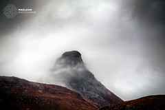 Cloud cover on Stac Pollaidh (MacLeanPhotographic) Tags: highlands landscape scotland travel fujifilm xt2 highlandsofscotland mountain stacpollaidh xf50140mmf28 lee09ndgrad