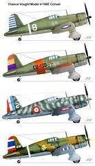 Vought Model V-166E Corsair (Franclab) Tags: chance vought corsair