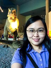 Hello Mr. T (roamingtummy) Tags: taichung taichungcity taiwan tw theroamingtummy nationalmuseumofnaturalscience travel museum