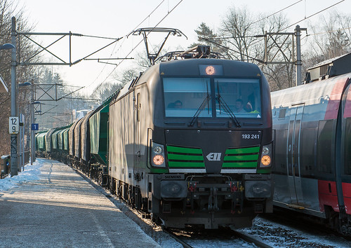 EUROPEAN LOCOMOTIVE LEASING