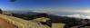 Pantoll Road (fksr) Tags: bolinasridge pantollroad mounttamalpais lateafternoon landscape panorama hills bluesky pacificocean californiacoast pacificcoast sanfranciscobay clouds marincounty california