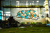urbexart - graffiti - drop - air field rangsdorf (urbanpresents.net) Tags: abandoned airfield art deutschland drop flugplatzrangsdorf germany graffiti hangars kersavond publicart rangsdorf sovietmilitary street streetart urban urbanart urbanpresentsnet verlassen