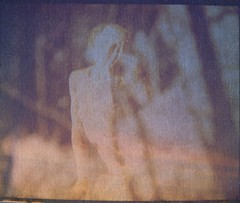 over (hjorr dis) Tags: polaroid sunset light over end overtotheend spectra emulsion lift hjorrdis