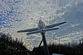 Frank Whittle Jet, Lutterworth