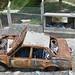 Google Street View - Dead cars