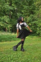 TACA_0107 (Beautiful Presence) Tags: hello portrait woman girl beautiful face pose model women shoes pretty kitty posing gamer kawaii piercings
