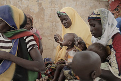 Niger Children and Mothers