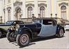 Retro Classics meets Barock 2015 in Ludwigsburg - Bugatti