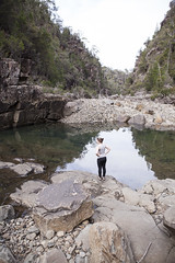 Apsley River Waterhole and Gorge