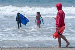 DSC_1440 (Kevin MG) Tags: ocean ca girls red usa cute beach water youth losangeles sand pretty young lifeguard malibu teen zuma wetsuit preteen zumabeach
