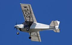 G-CFLN Best Off Sky Ranger Swift 912S (PlanecrazyUK) Tags: fly in sturgate 070615 egcv bestoffskyrangerswift912s gcfln