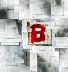 8 (pbo31) Tags: california b red color art june collage silver spring pattern mosaic 8 frame bayarea shape livermore eight stitched 2015 boury pbo31 iphone6plus