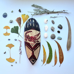 Earth (Snowferma (active account)) Tags: summer music art nature water leaves stone composition fire idea freedom petals wind handmade earth stones space air creative shell compositions sound planet unusual breathe pure finds ignant vsco snowferma remembewings