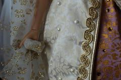 Wedding Rapunzel- Details, Right Hand Closeup (rtkes) Tags: doll disney rapunzel limitededition tangled limitededitiondoll disneylimitededitiondoll weddingrapunzel disneylimitededitionrapunzel