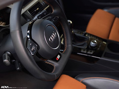 Audi A5 ADVRSQ1 Track Spec SL Series (ADV1WHEELS) Tags: street track wheels deep rims luxury spec forged concave stance oem 3piece 1piece adv1 forgedwheels deepconcave advone advancedone