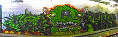 Ekto / Real Dill & Dahkoh / Cram (cocabeenslinky) Tags: street city uk england urban streetart london art dill real lumix graffiti artist fuck photos south united capital cancer july kingdom tunnel battle east panasonic waterloo graff leake se1 artiste cram 2015 ekto dmcg6 dahkoh cocabeenslinky