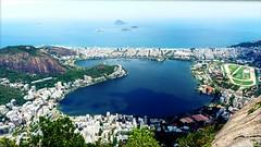 Lagoa Rodrigo de Freitas - Rio de Janeiro (JLL85) Tags: beach brasil riodejaneiro lagoa ipanema