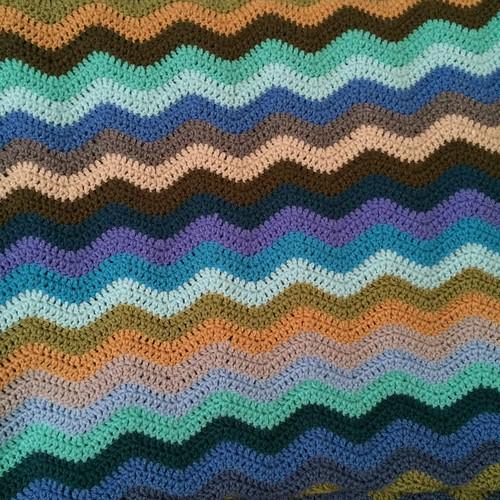 Anne Marie's Beautiful Blanket