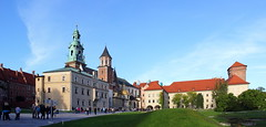 IMG_8083_stitch (kovalchuk.nikolay) Tags: travel panorama canon europe poland krakw stitched wawelroyalcastle canonefs1855is canoneos60d