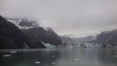 Johns Hopkins Glacier in Glacier Bay
