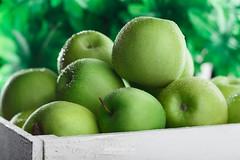 apples (Alexandr Sherstobitov) Tags: food apple yellow fruit fresh foodporn apples freshness foodphoto foodphotography foodography foodstyling
