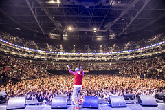 Fabolous performs at the O2 London for Musicalize 17/07/2015