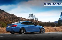 BMW M4 RF1 (2) (Rohana Wheels) Tags: auto cars car photography photo photoshoot outdoor wheels tire automotive vehicle rim luxury concave luxurycar rohana rohanawheels rohanawheelscom