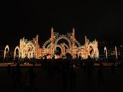 Moscow fairytale (elena_shnurman) Tags: colorsinourworld merrychristmas light winter fairytale moscow огни рождество москва