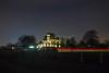clifton down park (nburge1) Tags: bristol park night red hotel cliftondown grass tree light