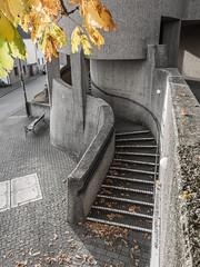 St. Mariä Heimsuchung (lars_uhlig) Tags: 2016 alfter architektur church deutschland germany kirche architecture böhm beton concrete brutalism brutalismus herbst atumn fall