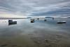 Dicembre (Giacomo Gabriele) Tags: sky sea winter boat beach travel blue clouds italy seascape landscape italia sicily mare sicilia isole egadi favignana levanzo marsala paesaggio barche acqua tp zeiss variosonnart282470 carlzeiss