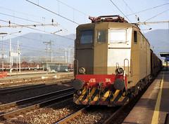 FS E636 384 (Maurizio Boi) Tags: fs e636 cargo treno train rail railway railroad ferrovia locomotiva locomotive italy old oldtimer classic vintage vecchio antique