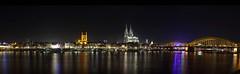 Kölner Panorama am Rhein (t1p2m3) Tags: panorama köln cologne allemand allemagne germany dom kirche am rhein germania cattedrale cathedral cathédrale rhin fluss river brücke pont bridge