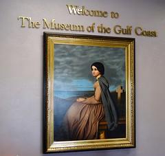 Museum of the Gulf Coast in Port Arthur, Texas (Diann Bayes) Tags: portarthur texas museum gulfcoast janisjoplin bigbopper texasritter gardens buddhist religion faith