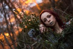 (sharyn.ashley) Tags: fashion portrait canon70d canon backyard woods