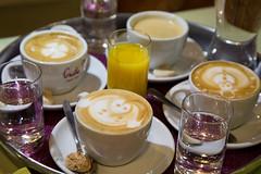Cafe April, Feldkirch (hilarius.at) Tags: barista kaffee cappuccino muster cafeapril feldkirch frühstück