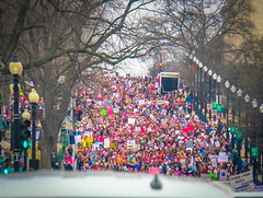 2017.01.21 Women's March Washington, DC USA 00098