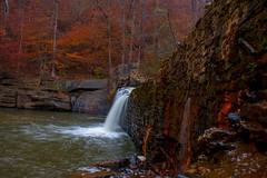 Rust (Jon Ariel) Tags: waterfall mill georgia ga gwinnett rust